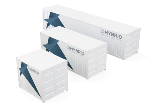DHYBRID Container